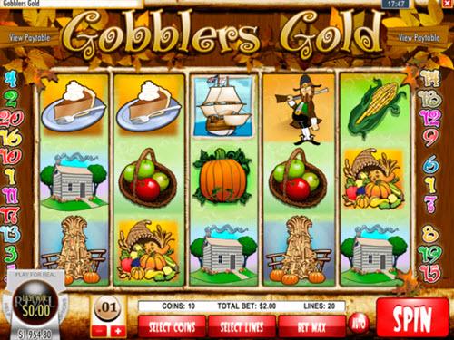 Gobbler's Gold Slot
