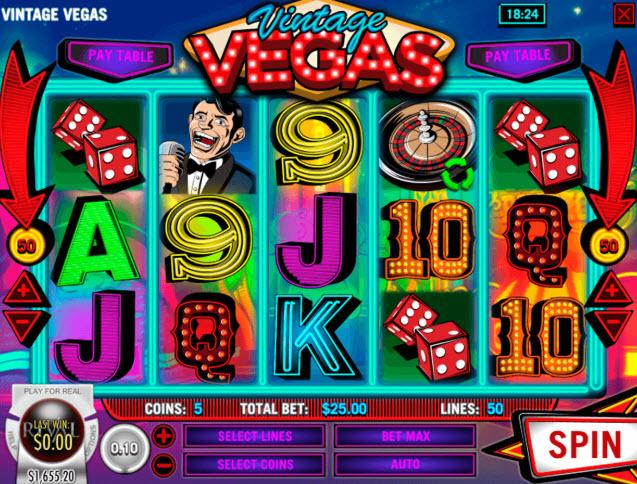 Vintage Vegas Slot