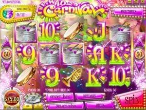 Wild Carnival Slot